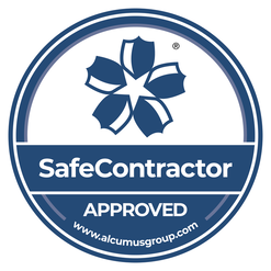 SafeContractor Approved logo