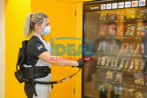 Fogging cleaning service
