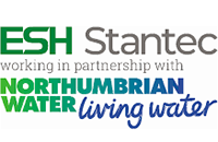 ESH Stantec logo
