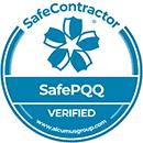 SafePQQ Verified logo